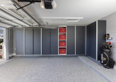 Garages - Slidng Door Granite Garage System