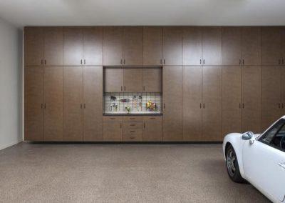Garages -Bronze Extra Tall Garage