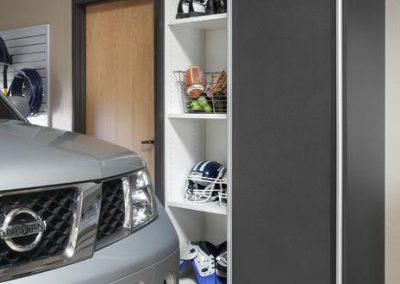 Garages - Granite Sliding Door Vehicle Clearance