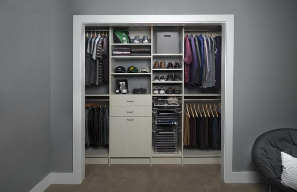 Reach In Closets